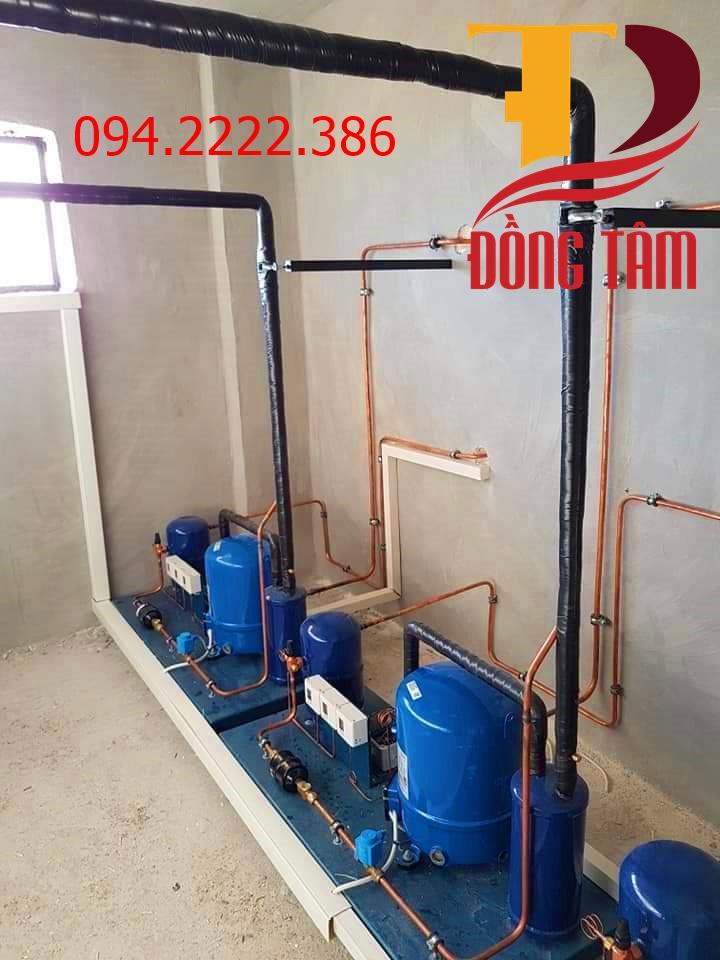 Dịch vụ lắp đặt phòng sạch tiêu chuẩn cao