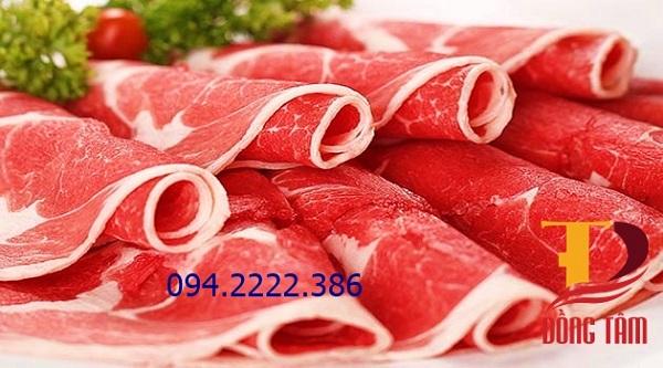 Thi công kho lạnh bảo quản thịt bò tại thành phố Nam định