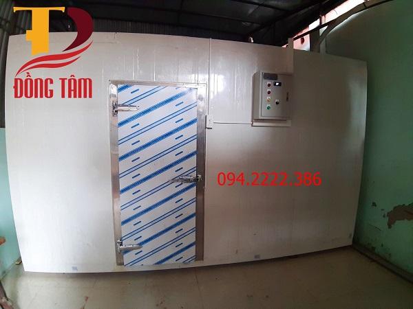 Những chú ý để điều chỉnh nhiệt độ kho lạnh phù hợp với đặc tính sản phẩm