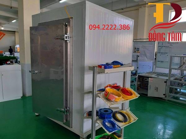 Thi công kho lạnh bảo quản kem tại thành phố Sơn La