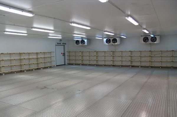 Lắp đặt kho lạnh công nghiệp giá rẻ